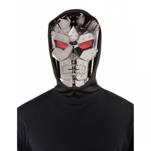Masque dark robot