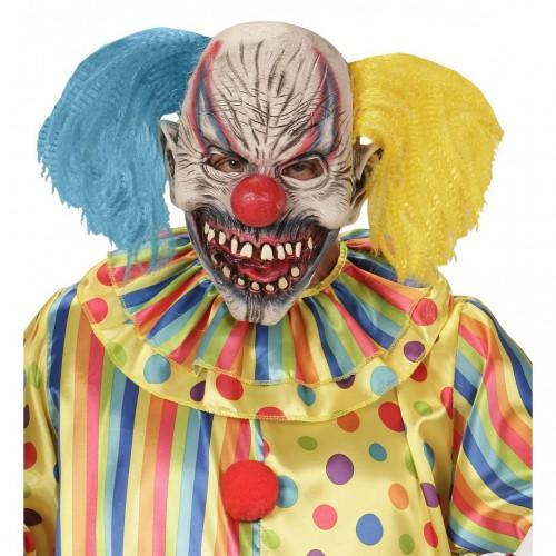 Masque clown maléfique