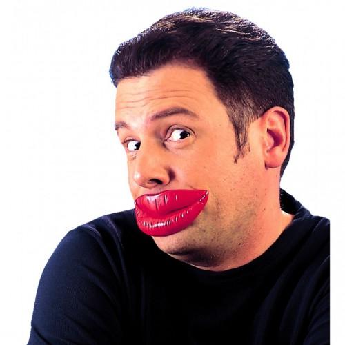 Lèvres géantes