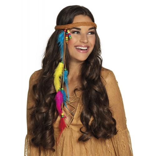 Bandeau femme hippie