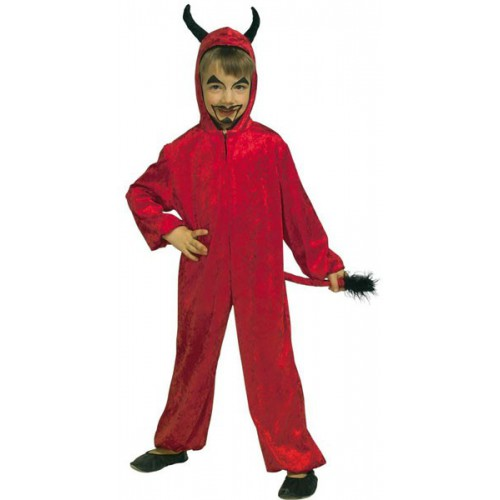Costume diable enfant