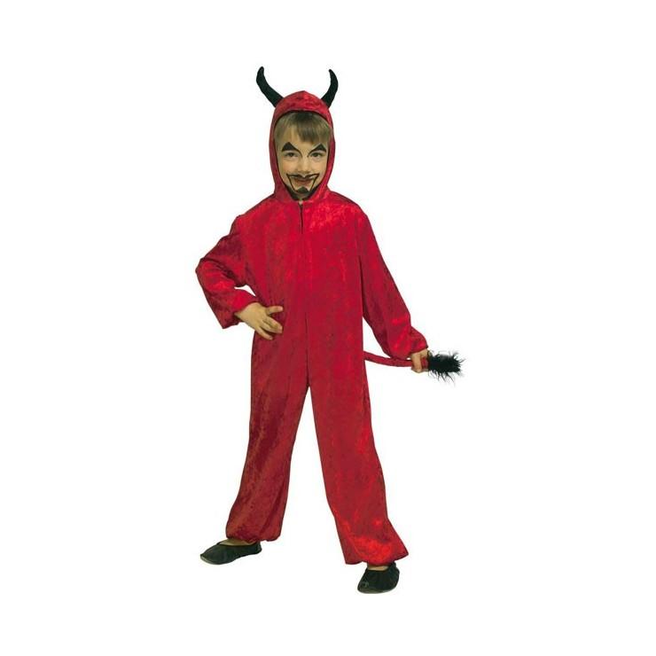 Costume diable enfant