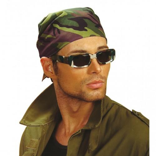 Bandana camouflage militaire