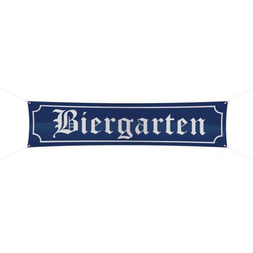Bannière Biergarten
