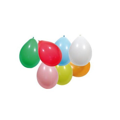 Assortiment 100 ballons