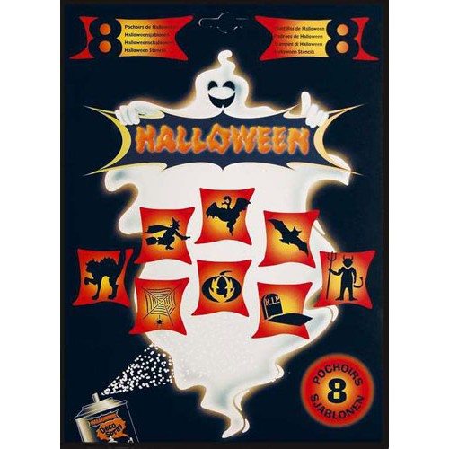 Pochoirs Halloween