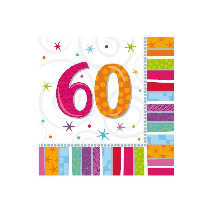 Serviettes 60