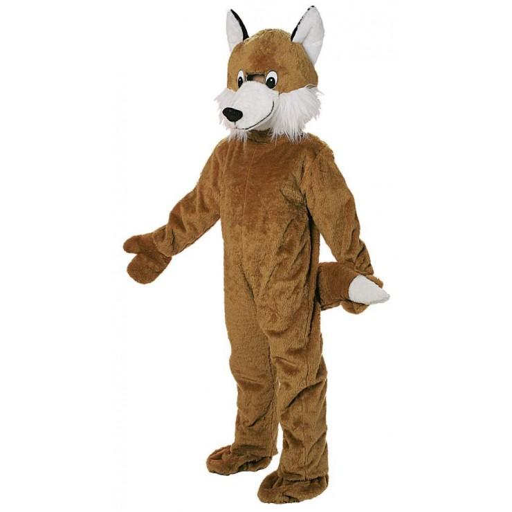 Mascotte Fox
