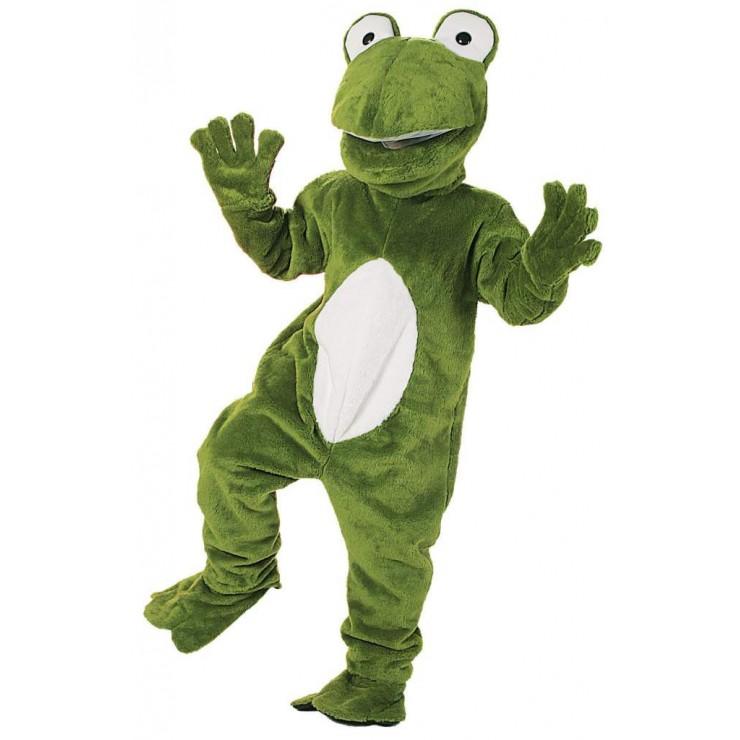Mascotte Froggy