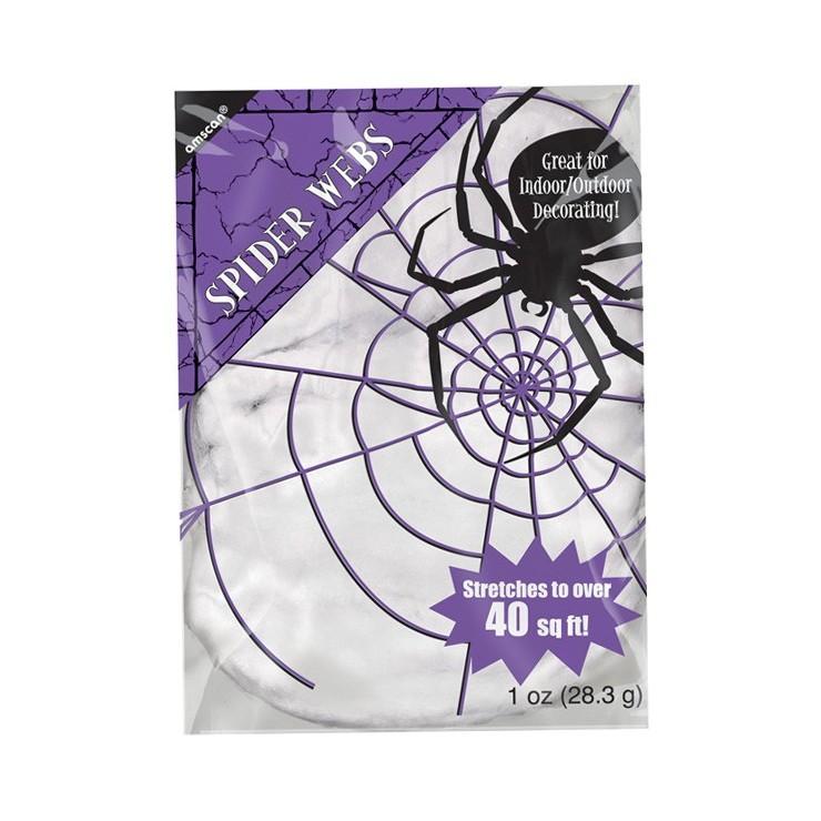 Toile d'araignées blanche 3.7 m²
