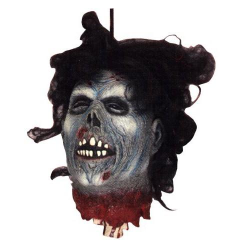Tête coupée Zombie