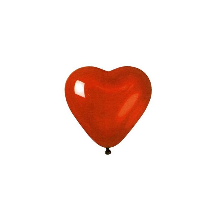 """Ballon coeur 9"""""""