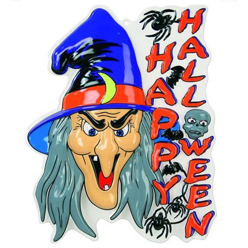 Sorcière Happy Halloween