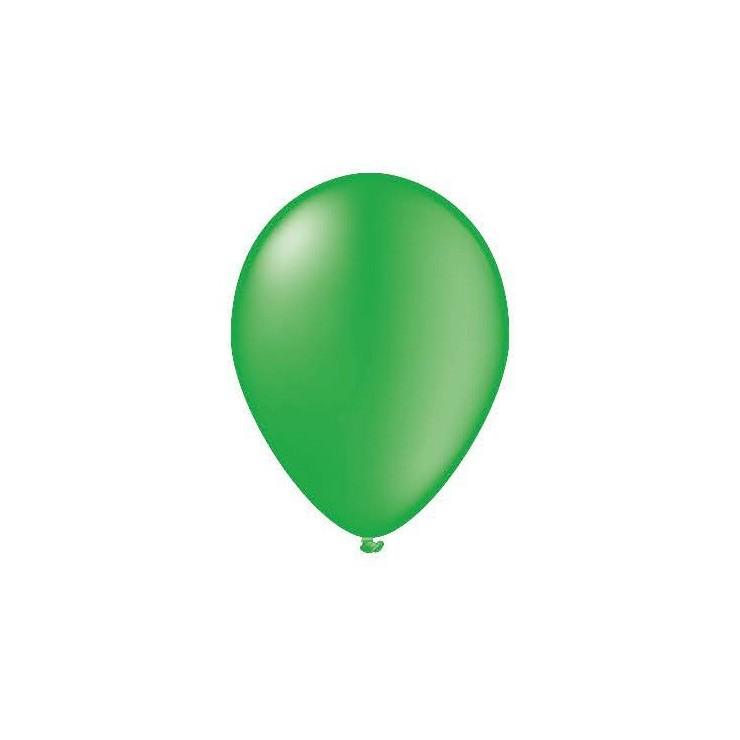 25 Ballons vert lime