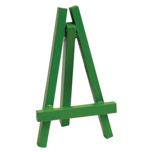 Chevalets marque-place vert x12