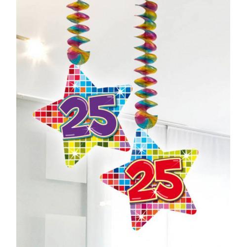 Suspensions anniversaire 25 ans