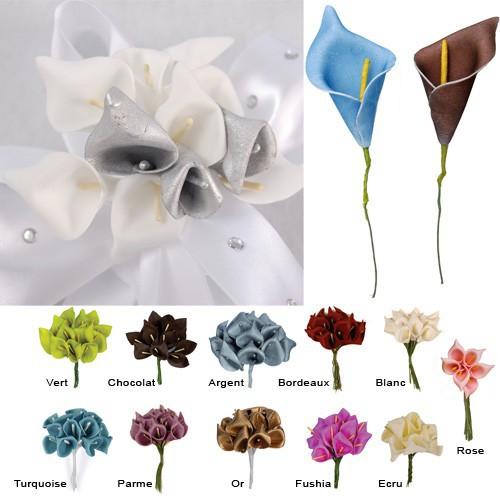 Fleurs - Arums x12