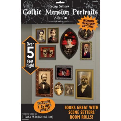 Portraits gothiques