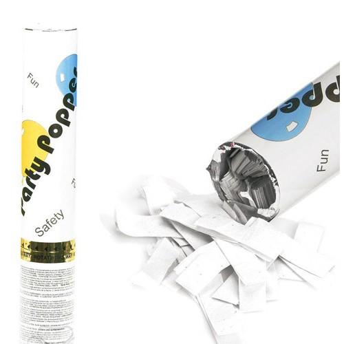 Lanceur confetti Blancs