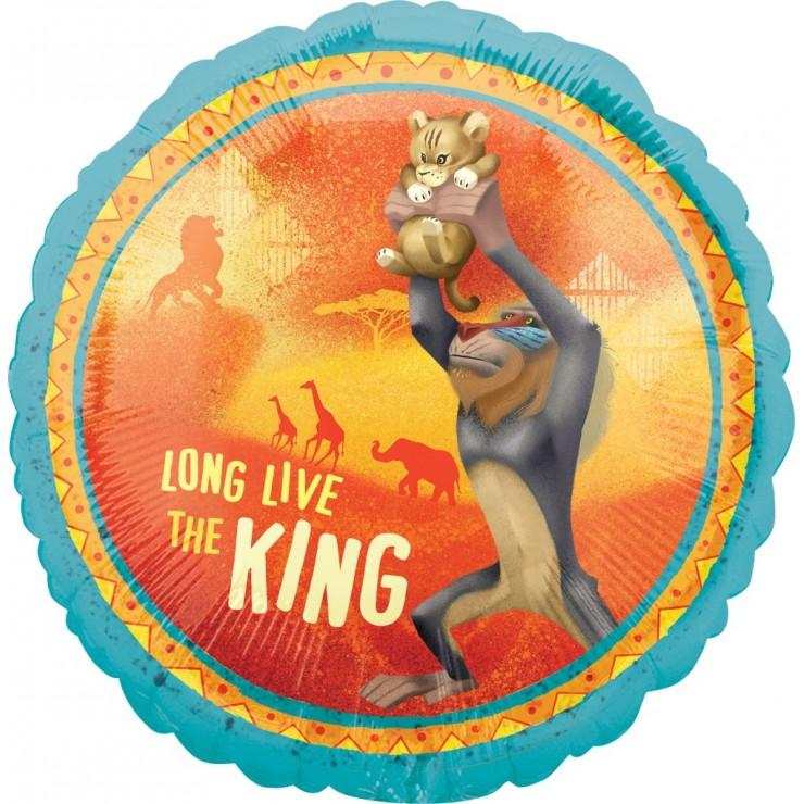 Ballon Roi Lion