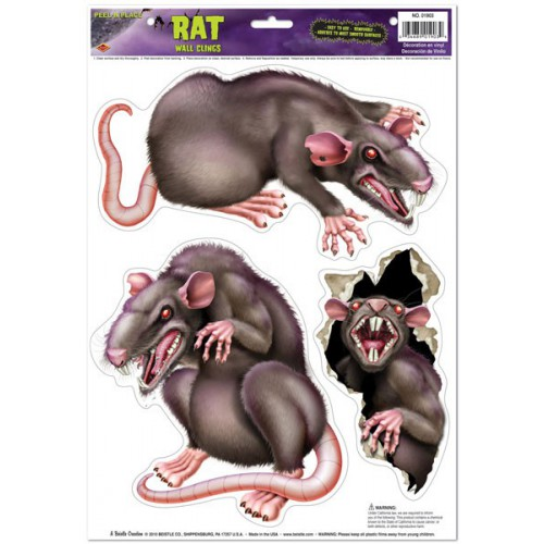Stickers Rats