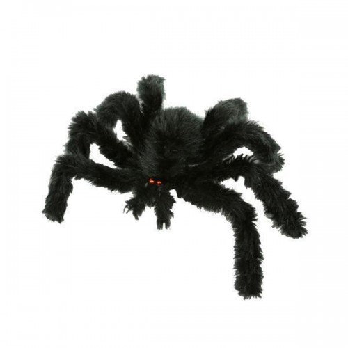Araignée noire 30 cm