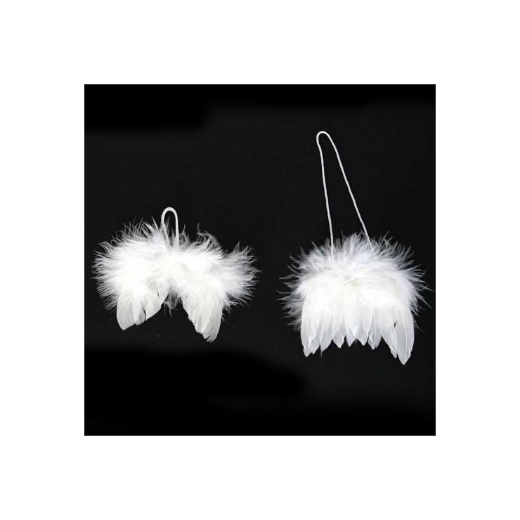 Mini ailes d'ange x6