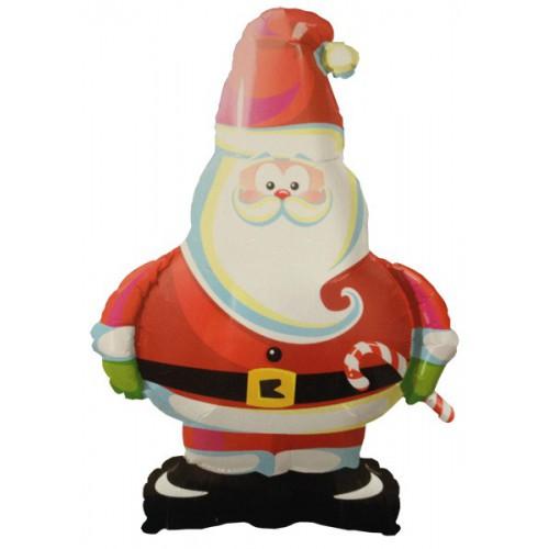 Ballon père Noël 94 cm