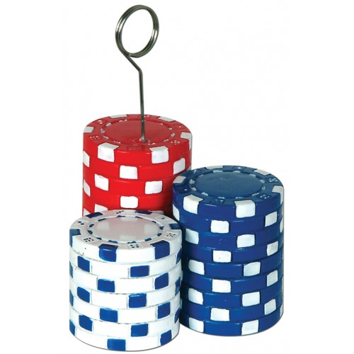 Marque-place / leste jetons de poker