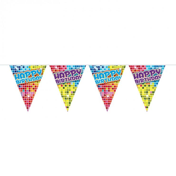 Mini guirlande Happy Birthday