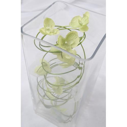 Orchidée perlée x12