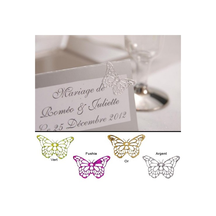Stickers papillon x25