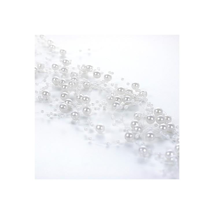 Guirlande perles x5