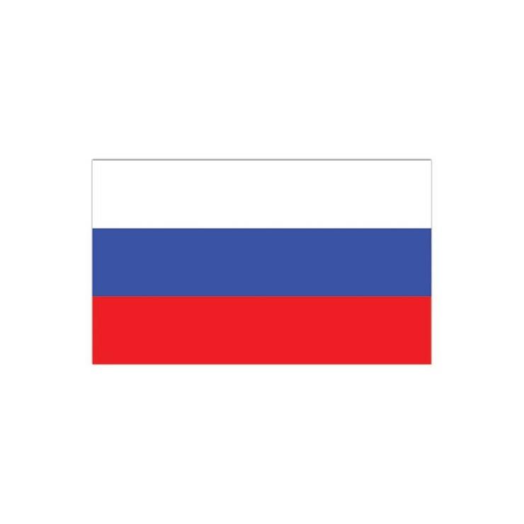 Pavillon Russie 90 x 150 cm