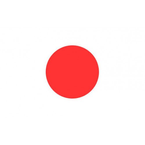 Pavillon Japon 150 x 90 cm