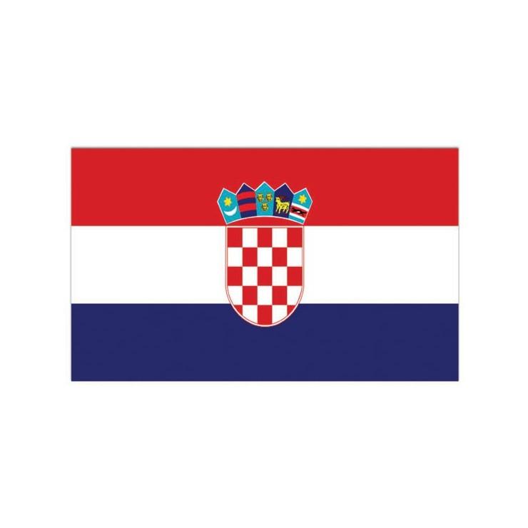 Pavillon Croatie 150 x 90 cm