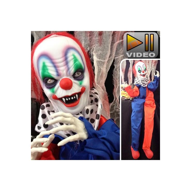 Vicious clown