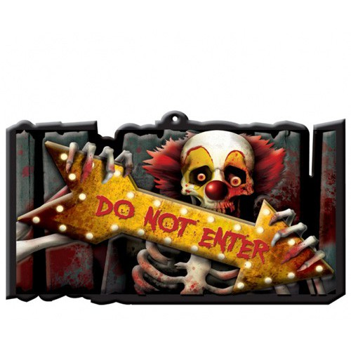Creepy circus - Do not enter