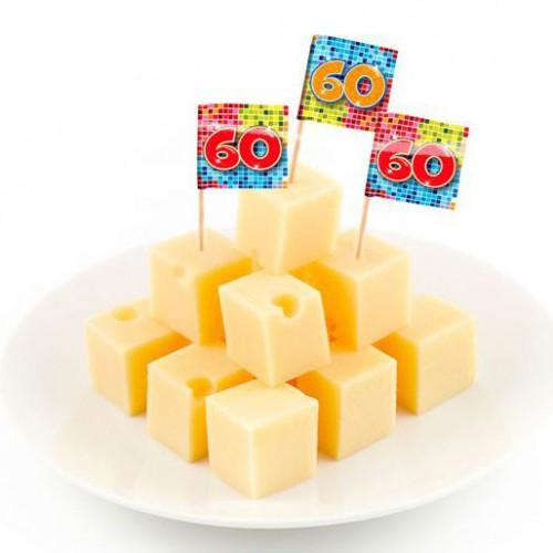 Picks anniversaire 60 ans