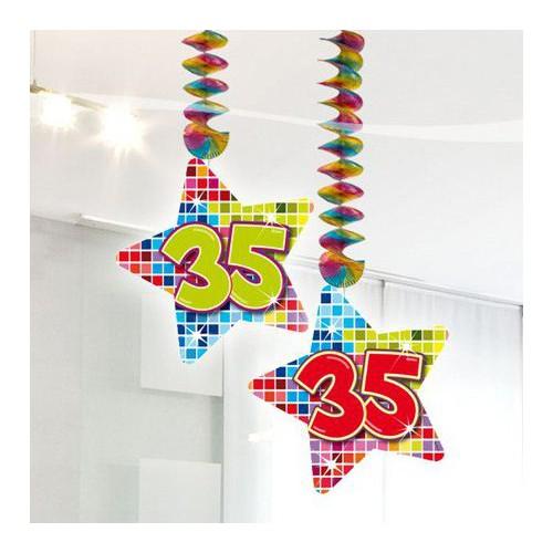 Suspensions anniversaire 35 ans