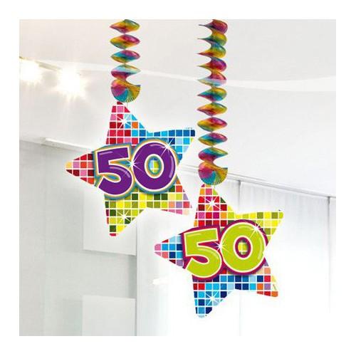 Suspensions anniversaire 50 ans