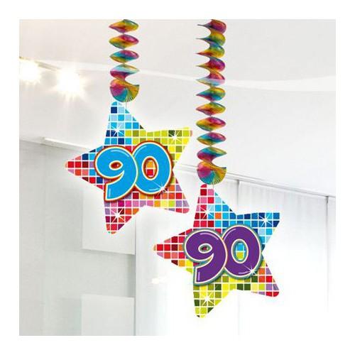 Suspensions anniversaire 90 ans