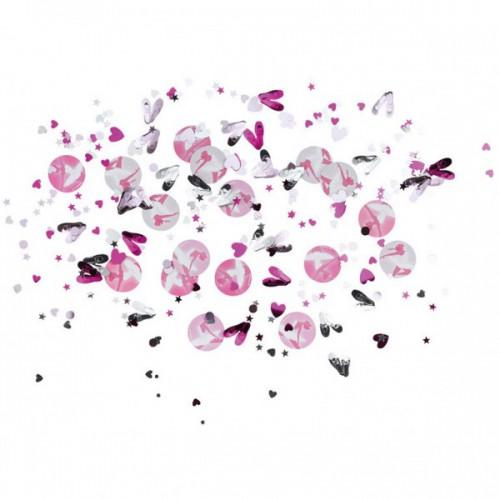 Confettis de table ballet