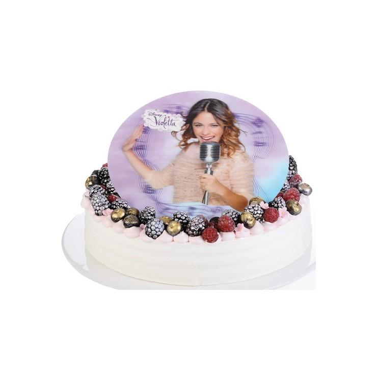 Disque 3d Violetta