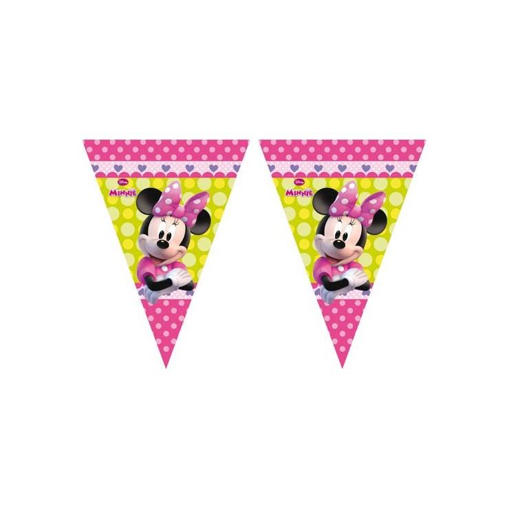 Guirlande fanions Minnie
