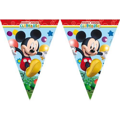 Guirlande fanions Mickey