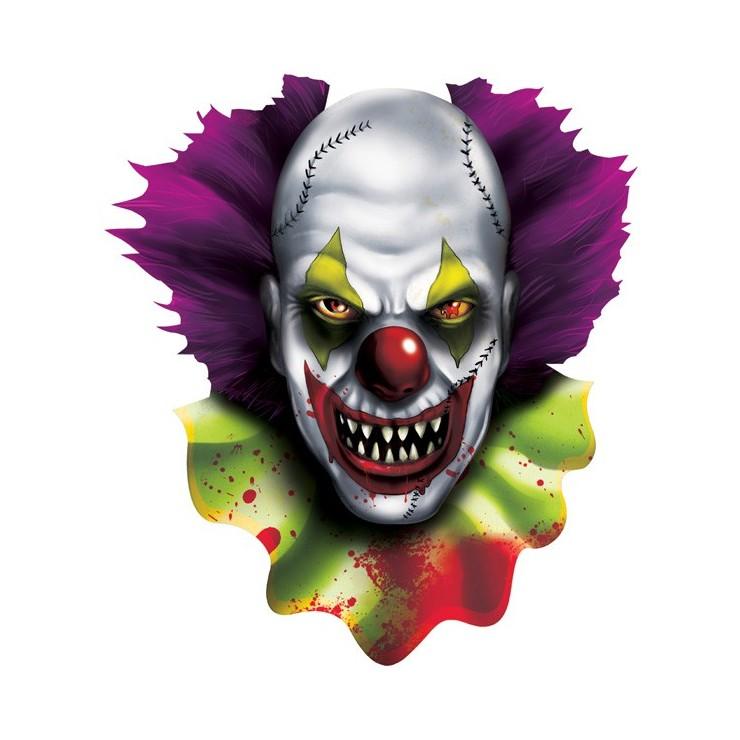 Creepy circus - Clown démoniaque