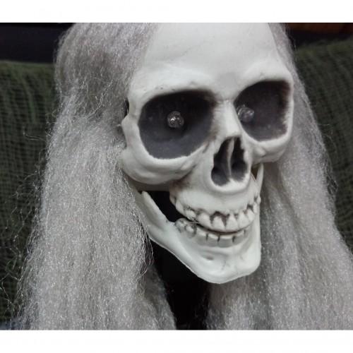 Deco Halloween Gabbler Skull
