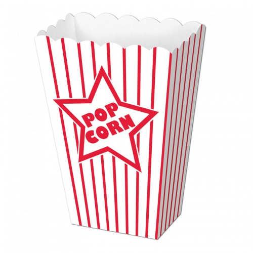Cornet à popcorn x8