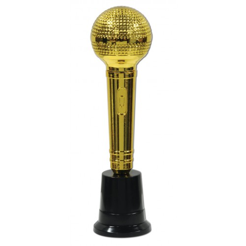 Trophée microphone